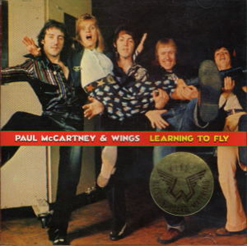 PAUL McCARTNEY & WINGS / LEARNING TO FLY