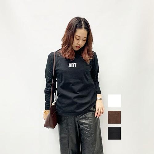 sieste peau(シエスタポー) ART L/T-shirt 2020秋物新作