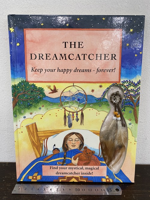 THE DREAMCATCHER  keep your happy dreams-forever!
