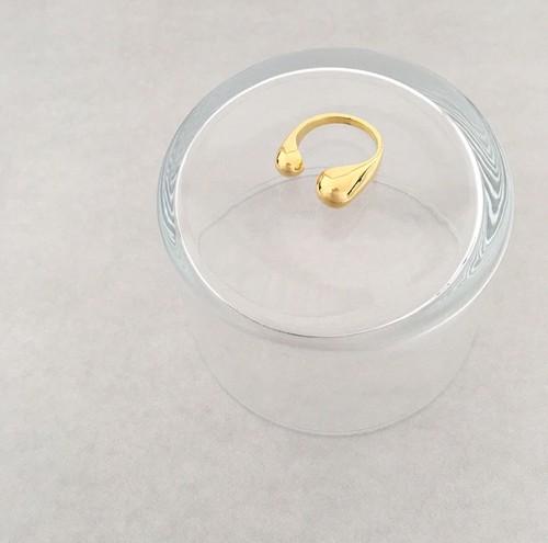 R1007 - Brass Ring - Round