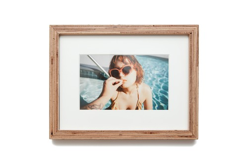 SUNNY Print with frame 001