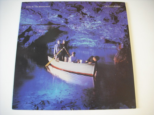 【LP】ECHO & THE BUNNYMEN / OCEAN RAIN