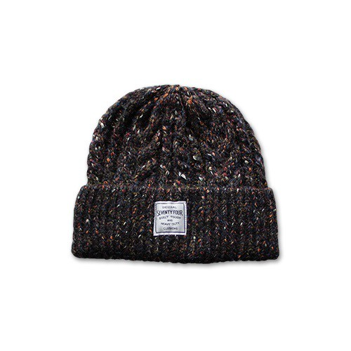 SEVENTY FOUR / MIX KNIT BEANIE