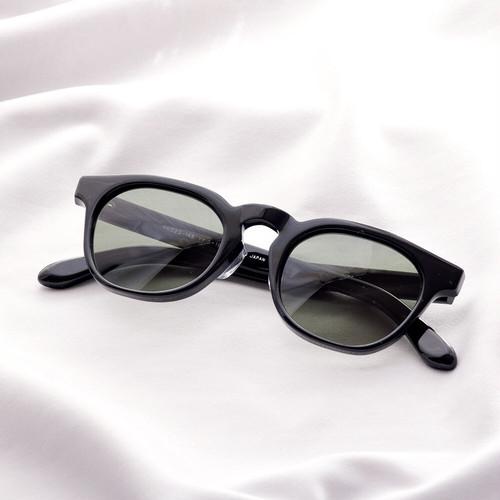YY - 5 19 / high-bridge glasses (black lens)