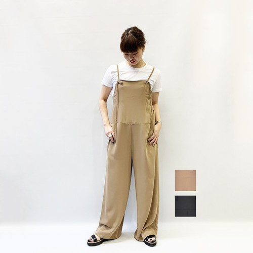 OUTERSUNSET(アウターサンセット) geogette rompers 2020春物新作