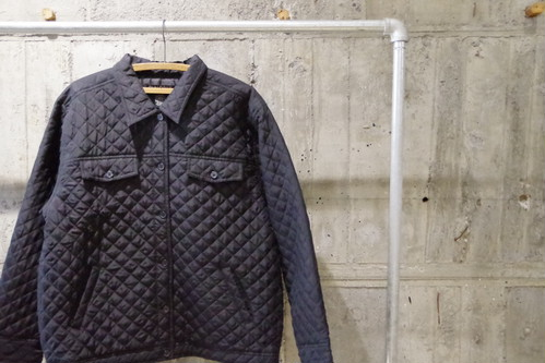 Silk quilting jkt(USED)