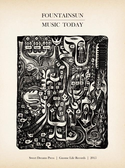"Fountainsun ""Music Today"" / CD"