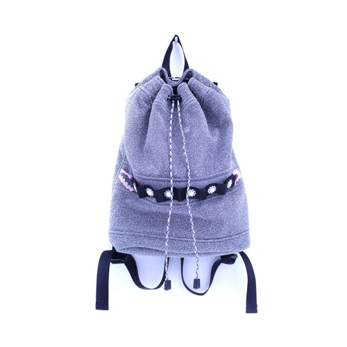 【Somewhere Nowhere】GLITTER BUCKET BACKPACK