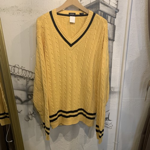 IZOD cotton knit