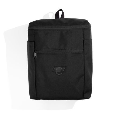 COMA BRAND Black backpack コマブランド