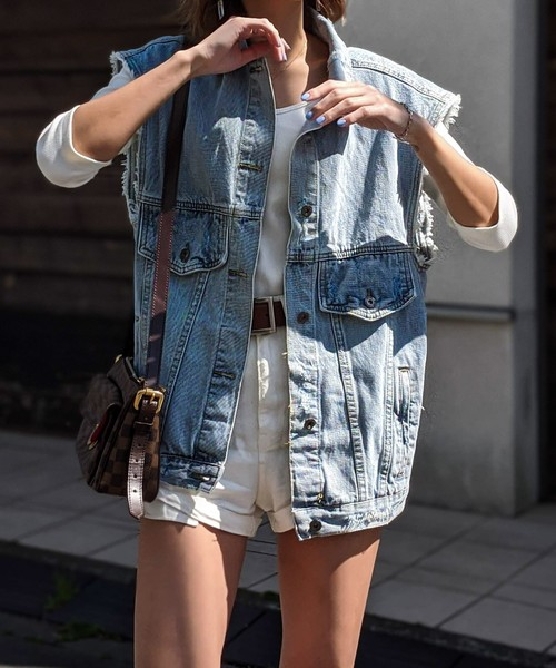 Cut off crash denim best