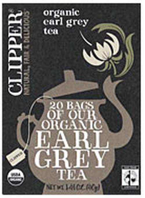 Clipper (クリッパー) オーガニック紅茶 アールグレイ 個装20袋 【DNCL0002】