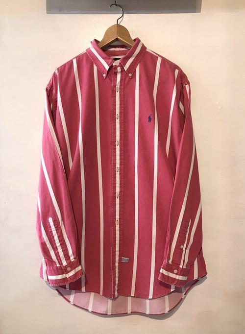 Ralph Lauren L/S Stripe Shirts L