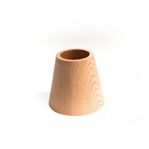 マテ壺 Wood Type.2