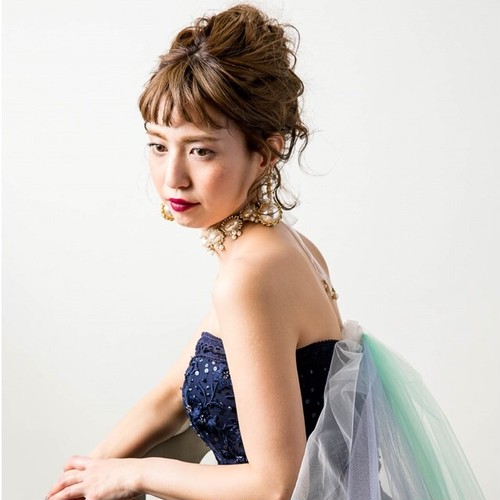 Sweet Campbell 4th Collection(パールイヤリング・大)