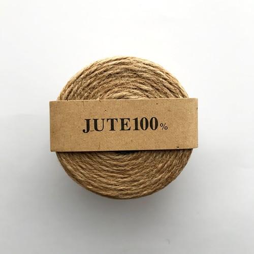 < DARUMA > Jute yarn / 麻ひも(無染色)