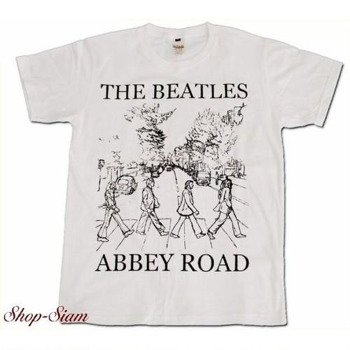 ザ・ビートルズ The Beatles アビイ・ロード/Abbey Road プリントTシャツ