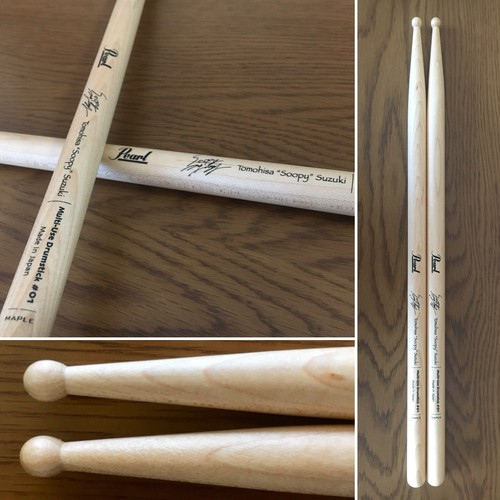 Pearl スズキトモヒサ Multi-Use Drumstick #01