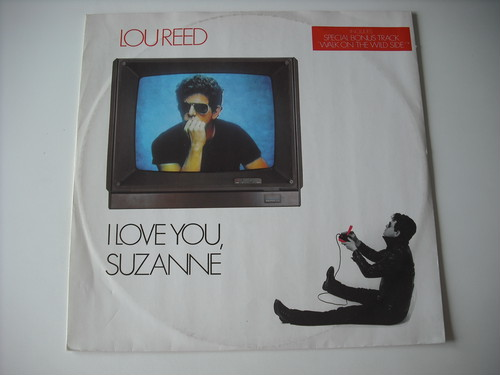 """【12""""】LOU REED / I LOVE YOU SUZANNE"""