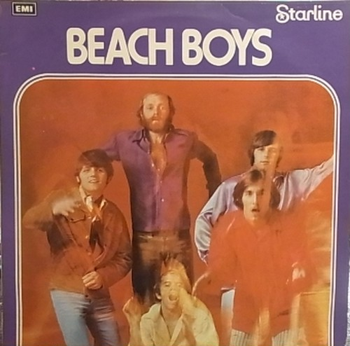 【LP】BEACH BOYS/Same