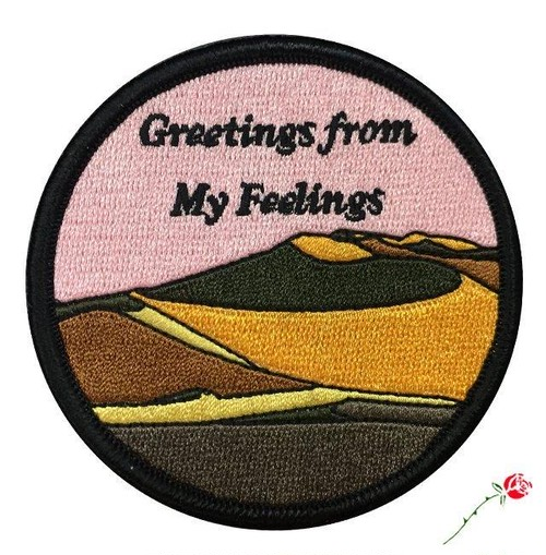 "InnerDecay""GREETINGS FROM MY FEELINGS PATCH"""