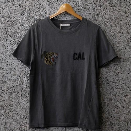 刺繍Tシャツ【Hub&Spoke】