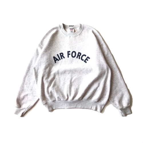 """ U.S. Air Force "" (Made in U.S.A)  Print Sweat Shirt"