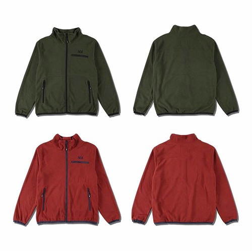 WDS SWITCH FLEECE BLOUSON