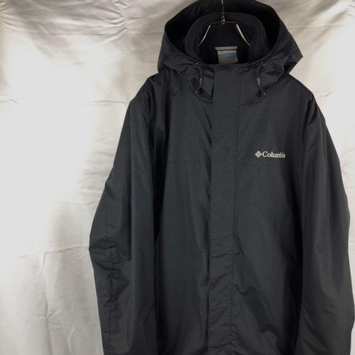 "Columbia ""INTERCHANGE"" Nylon Soft shell jacket & Fleece 3way"