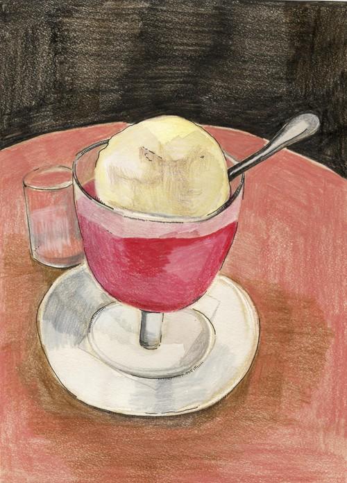 "Kanon KAWAKUBO  ""Cream soda"""