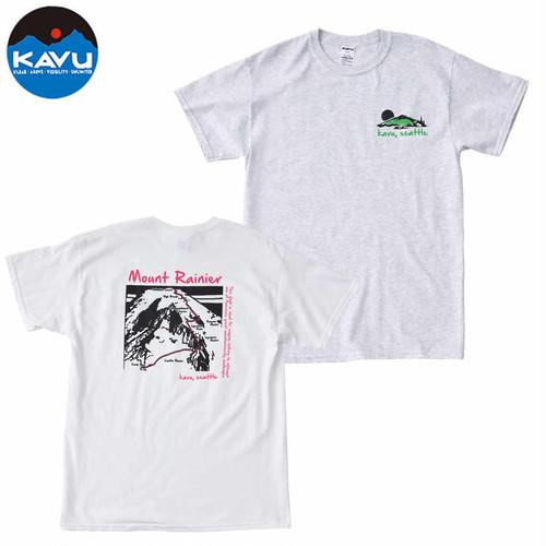 (カブー)KAVU Rainier Tee レイニアTシャツ