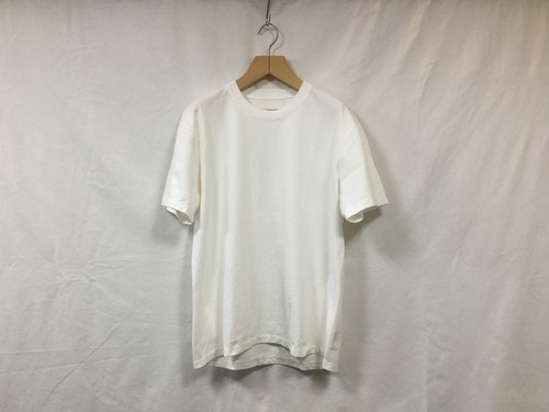 """CURLY""""HELICAL SS TEE WHITE"""""""