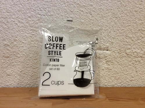KINTO コーヒーフィルタ2cups