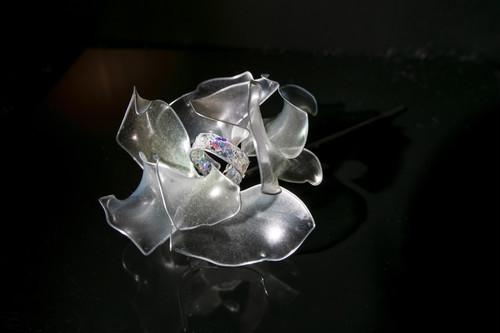 【絢爛】ー雪の結晶 Diamond snow