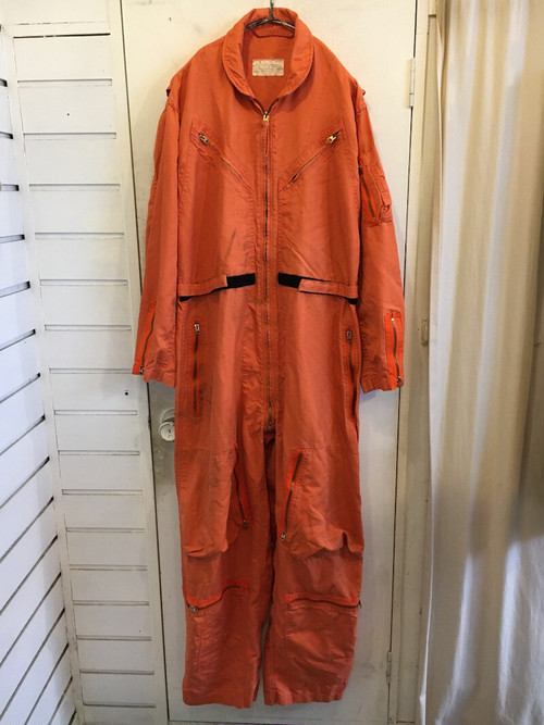 60s US.Navy Coveralls, Flying