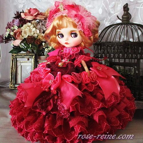 ★Xmasセール★マリーアントワネットの可憐でエレガントなプリンセスドレス