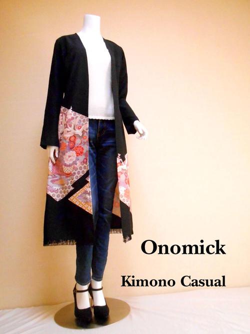着物ガウン Kimono Gown  LJ-092/M