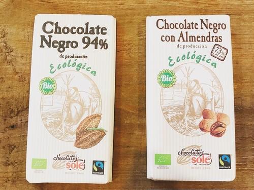 Chocolate Negro 94% 100g