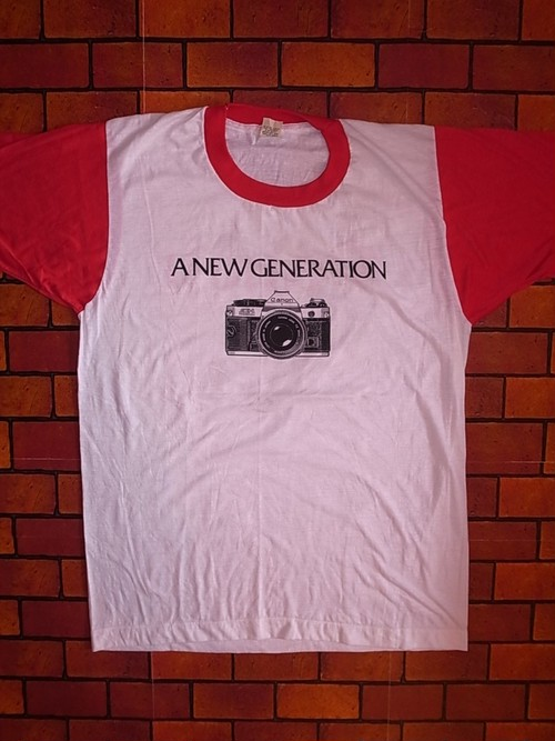 80'S CANON T-SHIRTS