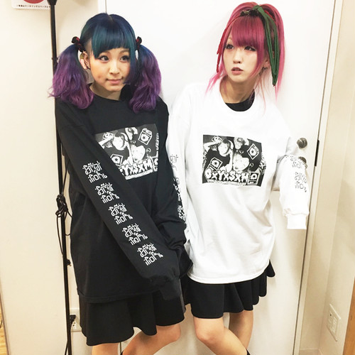 [SALE!!]OxYxSxM x MxMxM ロングTシャツ