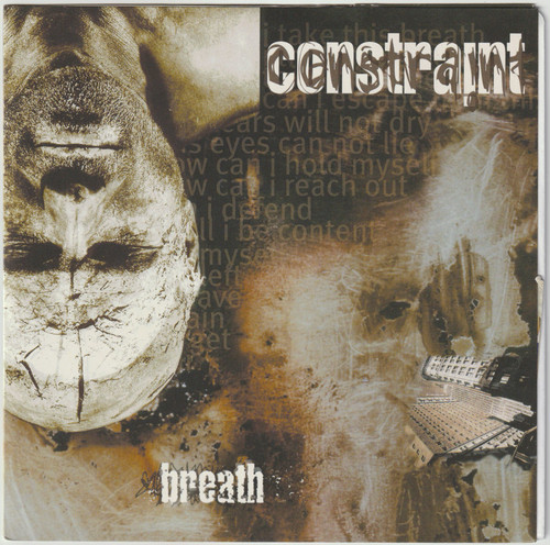 Constraint / Breath [EP/Used/7inch]