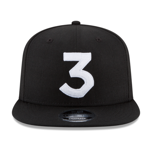 Chance 3 New Era Cap (BLACK)