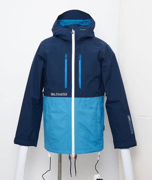 2018-19 REW THE STRIDER JKT 15 Navy / D-Blue