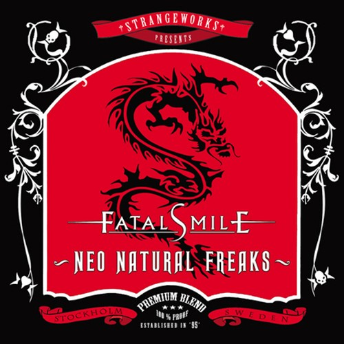 "FATAL SMILE ""Neo Natural Freaks""日本盤"