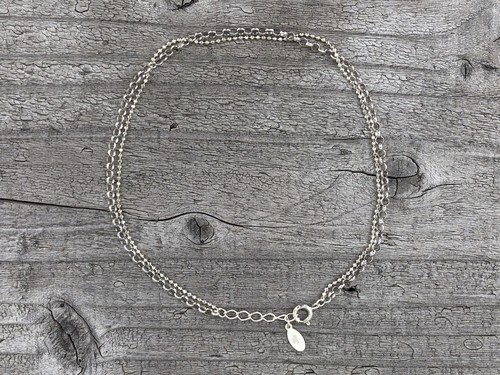 Wells Sterling Anklet Chain