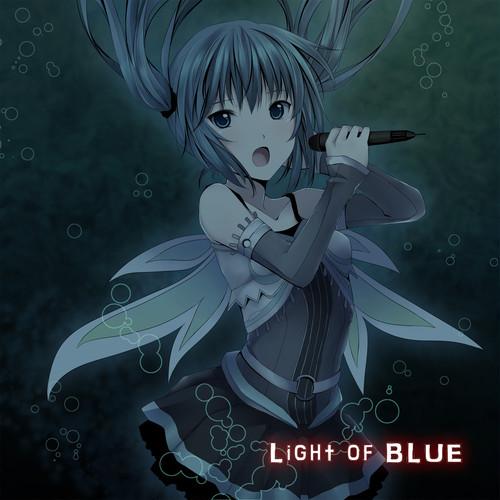 VOCALOID/UTAUオリジナルアルバム『Light of Blue』