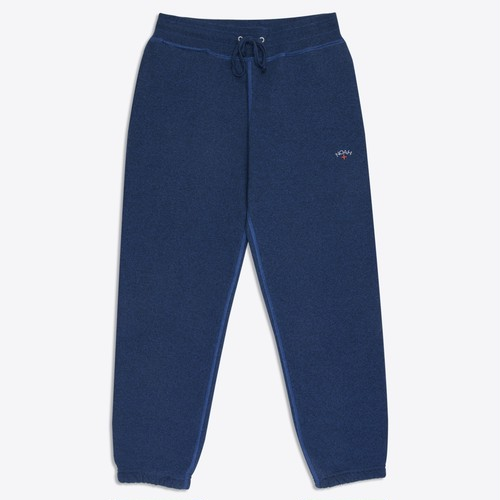 Heather Sweatpants(Blue Heather)