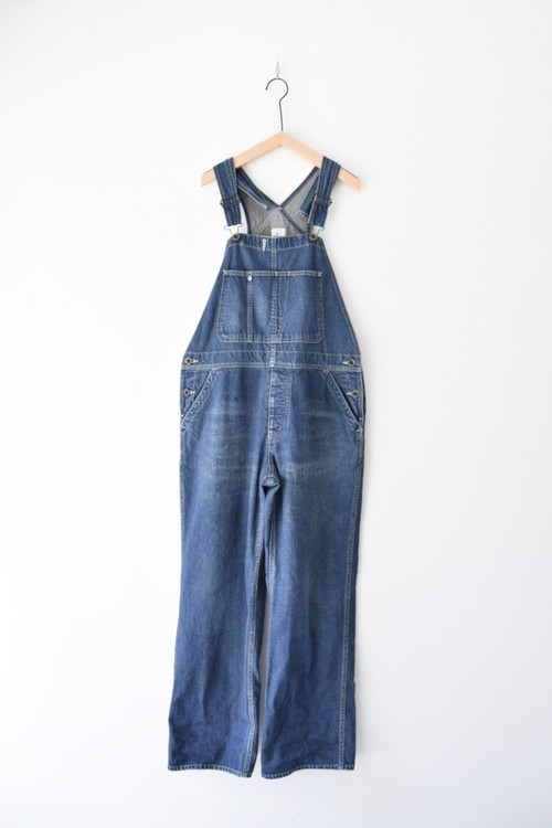 【Re:ORDINARY】DENIM WORK OVERALL 1year/O001