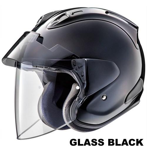 ARAI VZ-RAM PLUS  GLASS BLACK