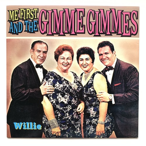 Me First and the Gimme Gimmes『 Willie 』